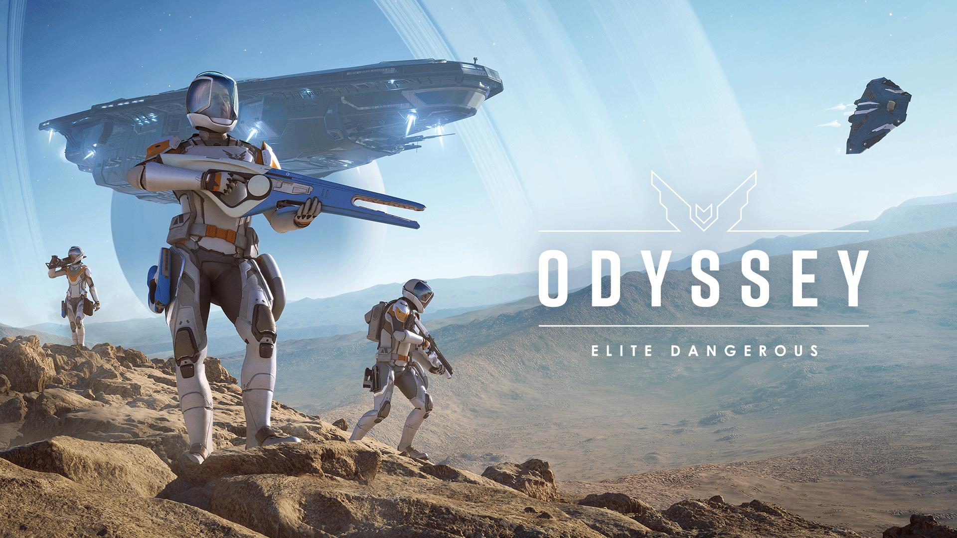Elite Dangerous: Odyssey - Elite Dangerous - Games - Frontier Store