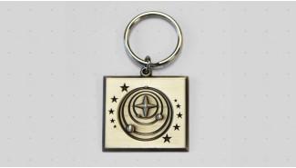 Federation Faction Key Ring