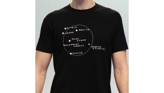Retro Elite Galaxy T-Shirt