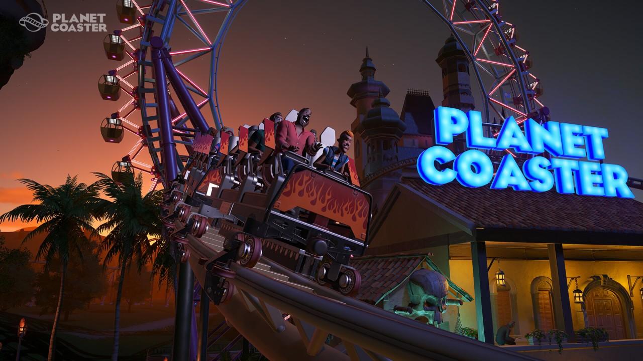 Planet Coaster (Steam) - Games