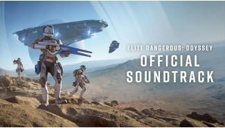 Elite Dangerous: Odyssey - Official Soundtrack