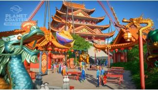 Planet Coaster - Worlds Fair Pack
