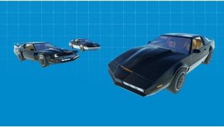 Knight Rider™ K.I.T.T. Construction Kit