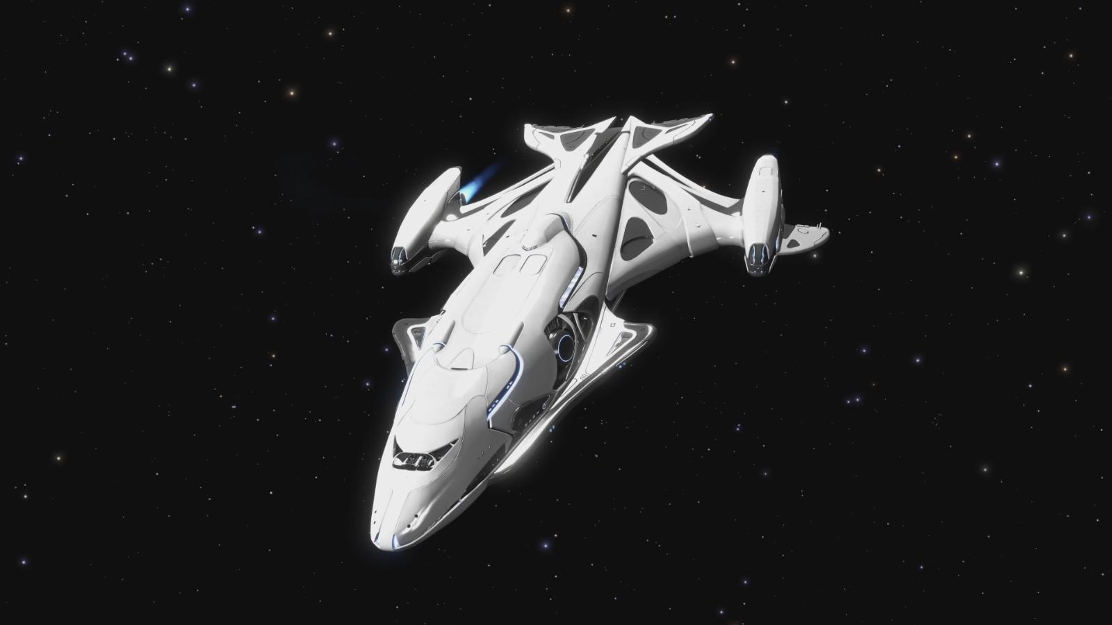 Imperial Cutter Ship Kit - 12 Pieces - Elite Dangerous